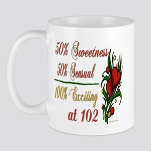Exciting 102nd Mug